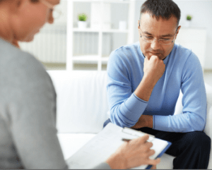 Psychologist counseling